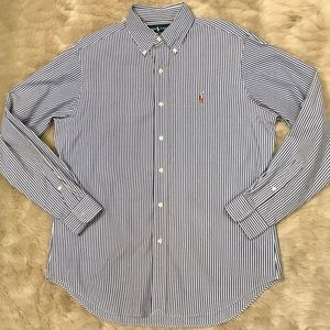 Ralph Lauren classic fit button down